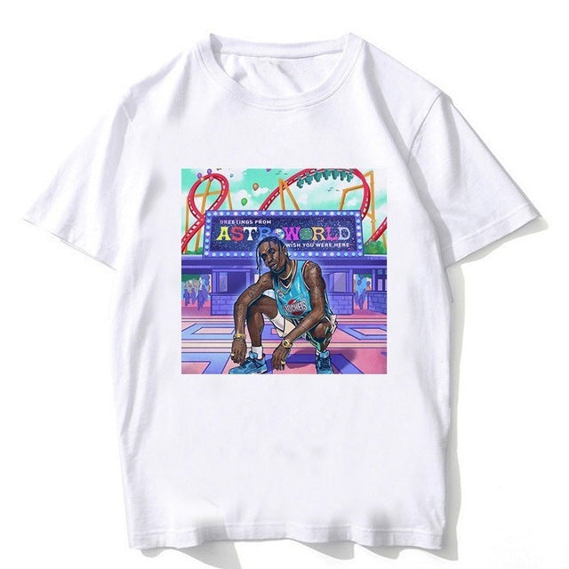 Park Themed Astroworld Tees