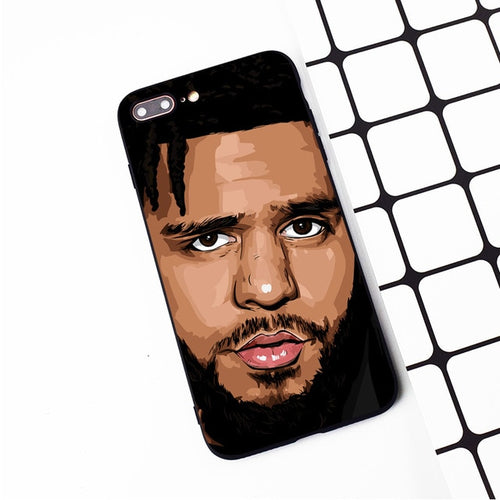 J COLE IPHONE CASES