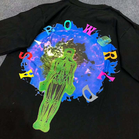 Exclusive Astroworld Long Sleeve