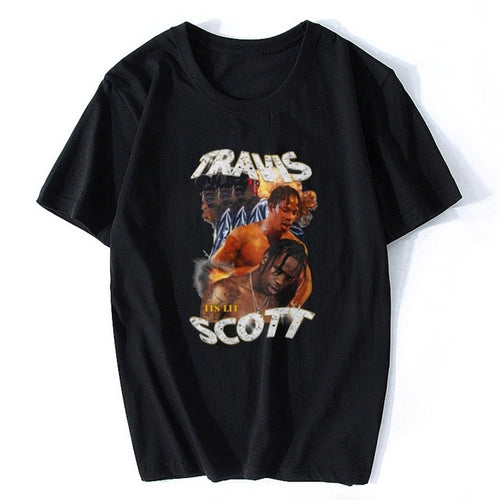 Retro Travis Scott Tees