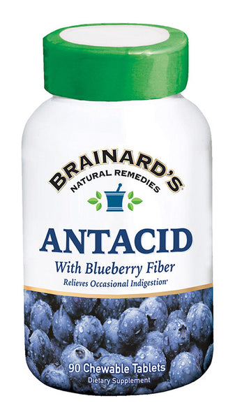 Brainard's Natural Remedies - 90-count bottle