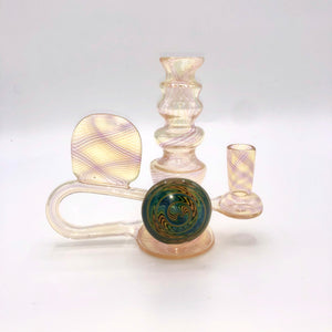 Fumed Water Pipe