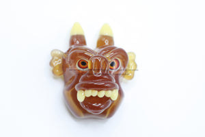 Ryan Kane Brown Gargoyle Pendant