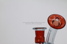 Load image into Gallery viewer, Phatt Ass Glass Red Waterpipe