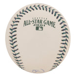 Barry Bonds Signed Official 2001 MLB All Star Game Baseball