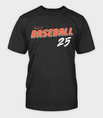 Bonds Baseball T-Shirt | Barry Bonds
