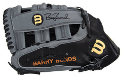 Barry Bonds Signed Wilson Game Issued Fielders Glove | Barry Bonds