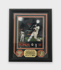 Barry Bonds One Last Swing Plaque | Barry Bonds