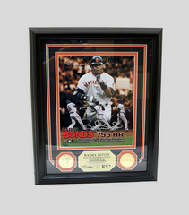 755 HR Framed Photomint | Barry Bonds