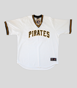 BB25 Pirates Home Jerseys