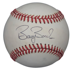 Signed Official  NL-Giamatti Baseball | Barry Bonds