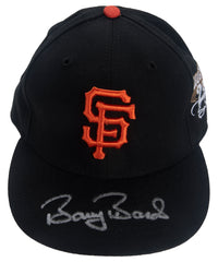 "Barry Bonds Signed All-Star ""25"" Game Hat 