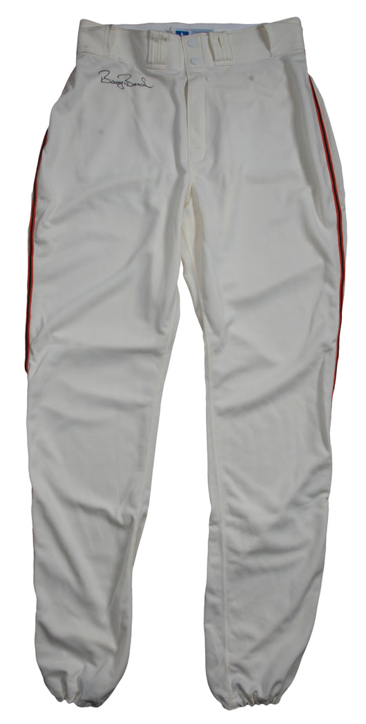 Signed Game Issued Pants – Home Gray