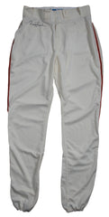 Signed Game Issued Pants – Home Crème | Barry Bonds