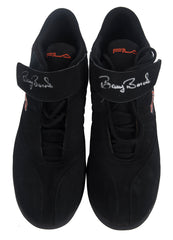 Signed Game Issued Fila Turf Shoes - Black- Both Signed | Barry Bonds