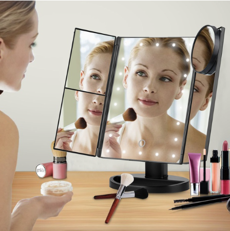 Make Up Mirror With LED Lights