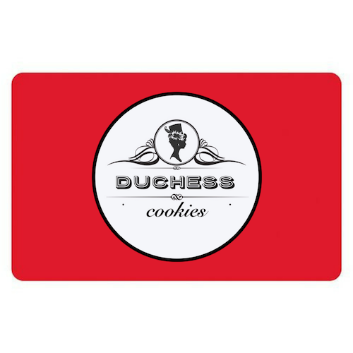 Duchess Cookies Gift Card