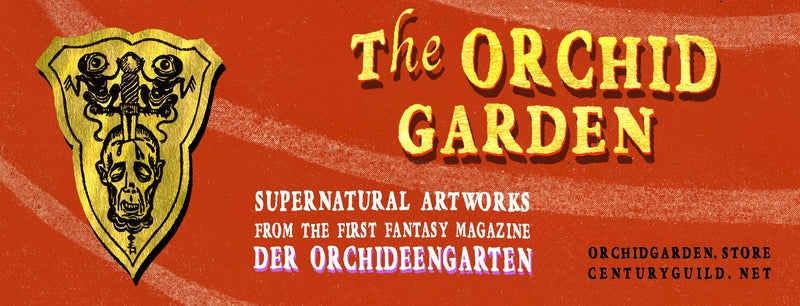 DIabolical Fantasia The Art of Der Orchideengarten Century Guild Art Book Series