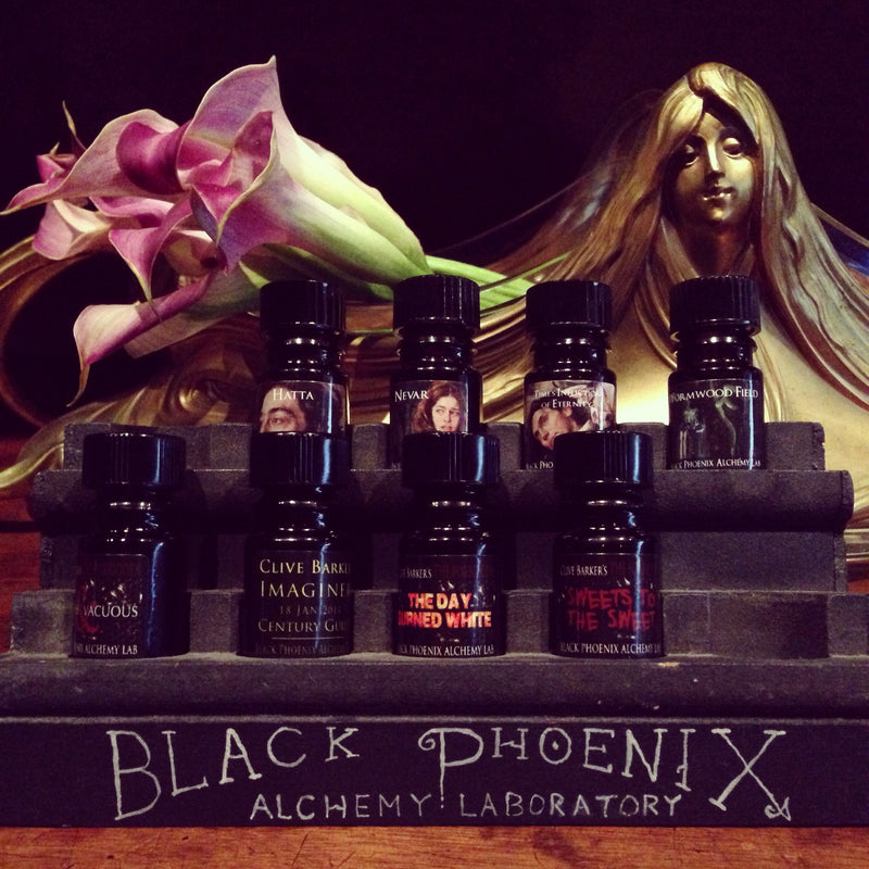 """IMAGINER"" LIMITED EDITION scented oil from Black Phoenix Alchemy Lab"