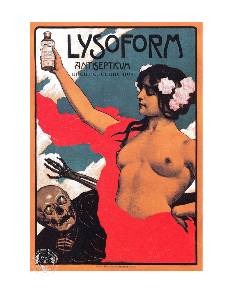 Lysoform (11x14 Patronage Print #45)