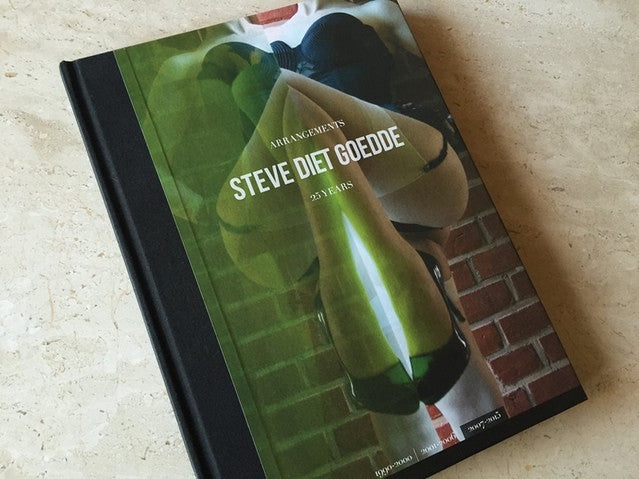 Steve Diet Goedde 25-Year Retrospective: ARRANGEMENTS Vol III [Hardcover]