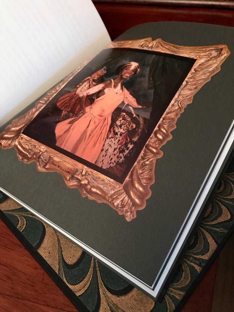 Gail Potocki Freaks Sideshow Symbolist Art Book Sadie William