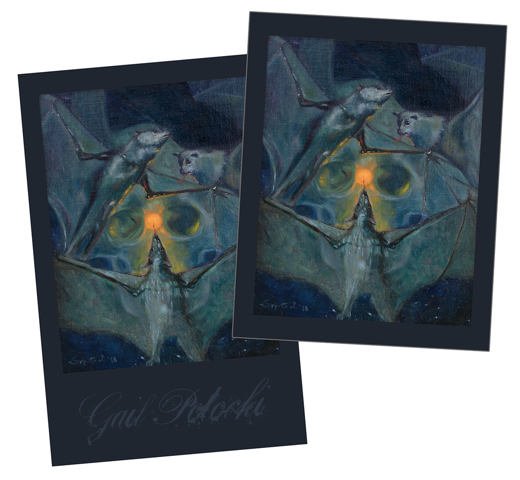 Phantasm by Gail Potocki Limited Edition Poster Nocturnes Series