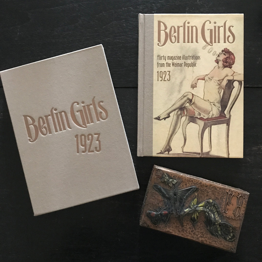 Berlin Girls Weimar Republic Illustrations Art Book from Century Guild