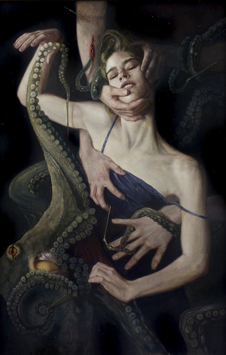 Gail Potocki PHANTASM Limited Edition Poster