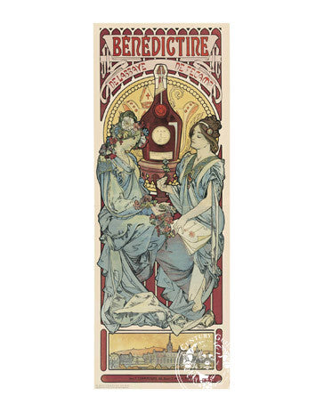 Benedictine (11x14 Patronage Print #11)