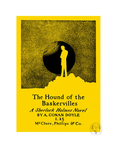 The Hound of the Baskervilles (11x14 Patronage Print #22)