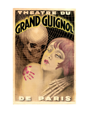 Theatre du Grand Guignol (11x14 Patronage Print #17)