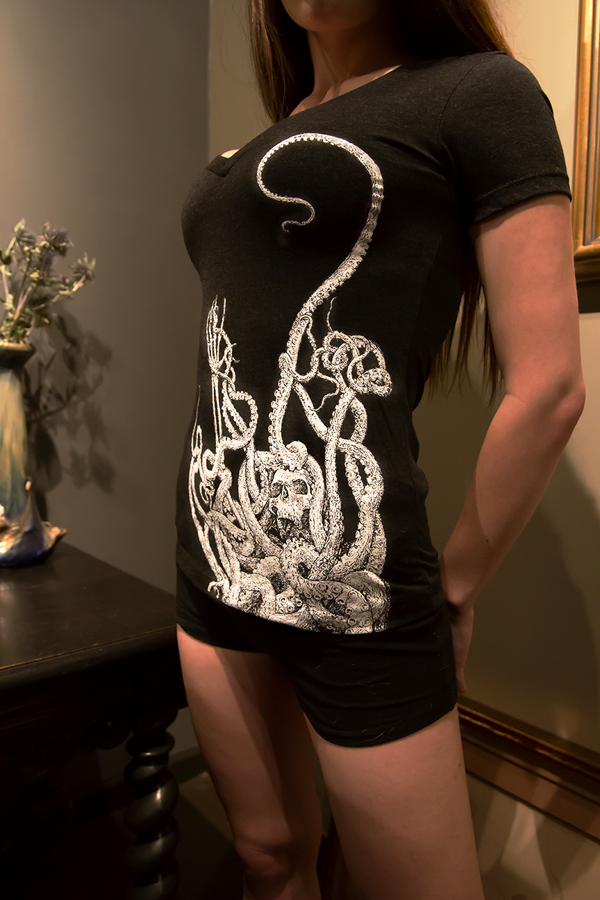Tentacles (3rd Edition) | Men's and Women's Shirts