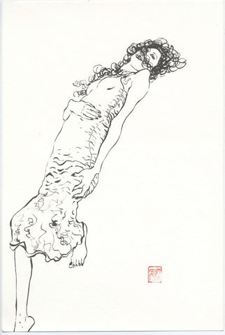David Mack MUSE I Life Drawing