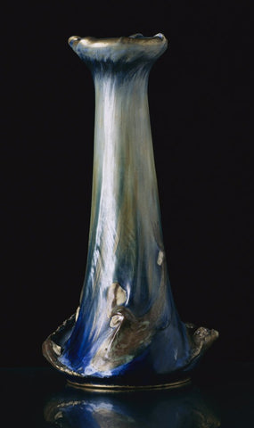 """Cobra Dragon"" Vase, c. 1900, Amphora"
