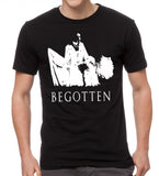 E Elias Merhige: BEGOTTEN T-shirts | Men's and Women's in three color variants