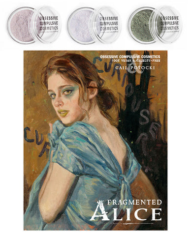 Gail Potocki's Fragmented Alice: OCC Limited Edition Loose Colour Concentrates