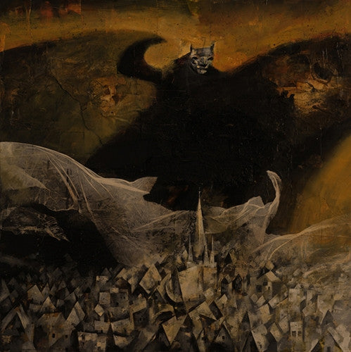 "Dave McKean ""The Student of Prague (Henrik Galeen, 1926)"" Limited Edition Fine Art Print"