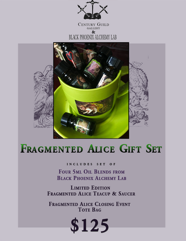Black Phoenix Alchemy Lab x Fragmented Alice Gift Bundle II
