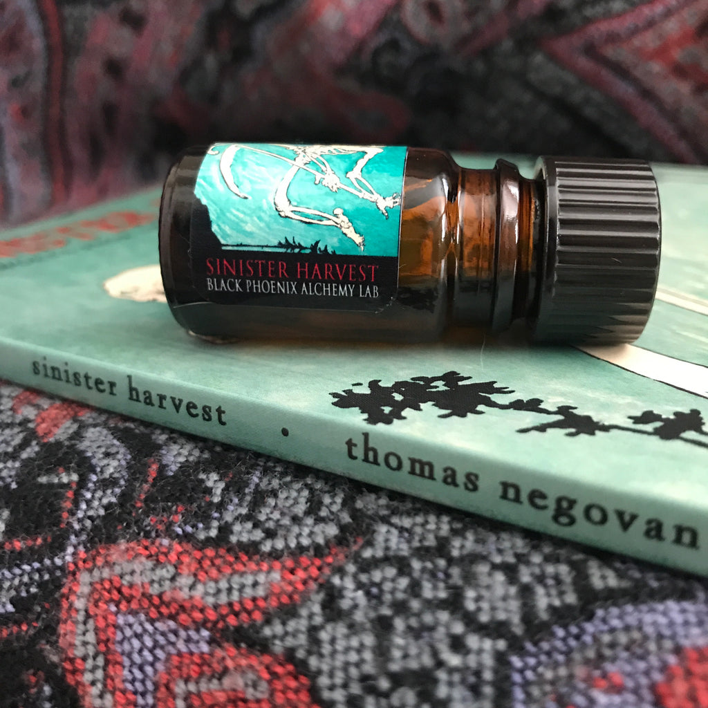 Sinister Harvest Perfume Oil by Black Phoenix Alchemy Lab