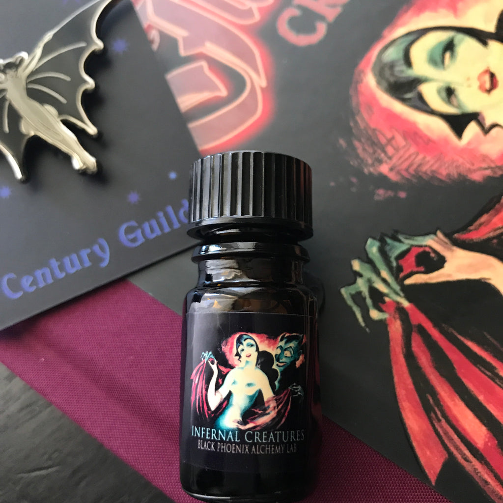 Infernal Creatures Perfume Oil by Black Phoenix Alchemy Lab