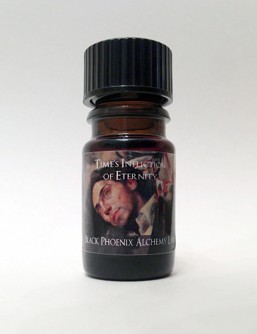 """Time's Infliction of Eternity"" LIMITED EVENT-ONLY scented oil from Black Phoenix Alchemy Lab"