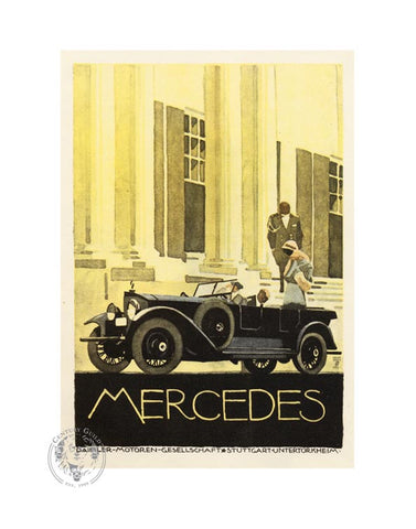 Mercedes (11x14 Patronage Print #38)