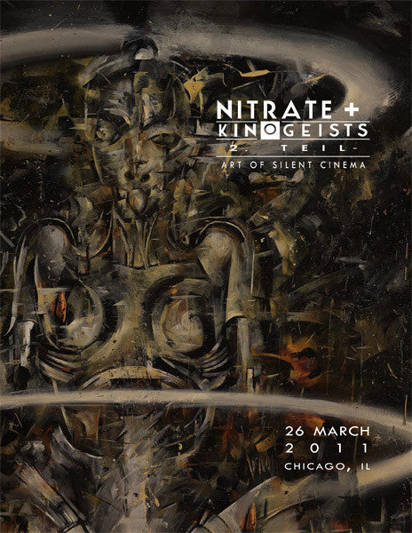 Nitrate & Kinogeists 2. Teil - Art of Silent Cinema [Exhibition Catalog]