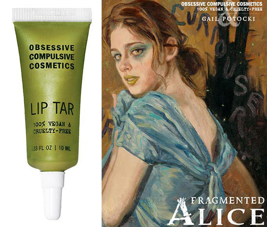 "OCC ""Fragmented"" Lip Tar LIMITED EDITION"