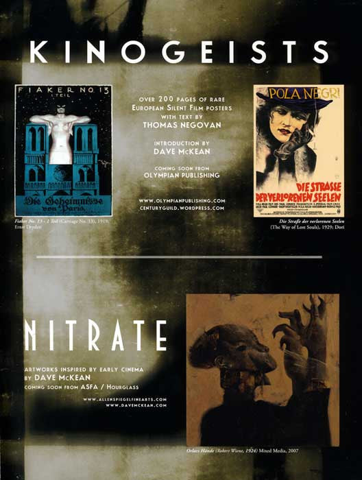 A Nitrate & Kinogeists Preview [Exhibition Catalog]