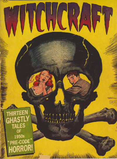 Chamber of Mystery #1: Witchcraft [Softcover]
