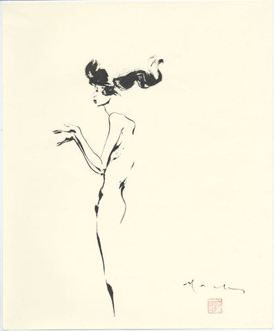 David Mack LEGENDS I Life Drawing