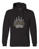 TVHS Bear Paw PULLOVER Hoodie