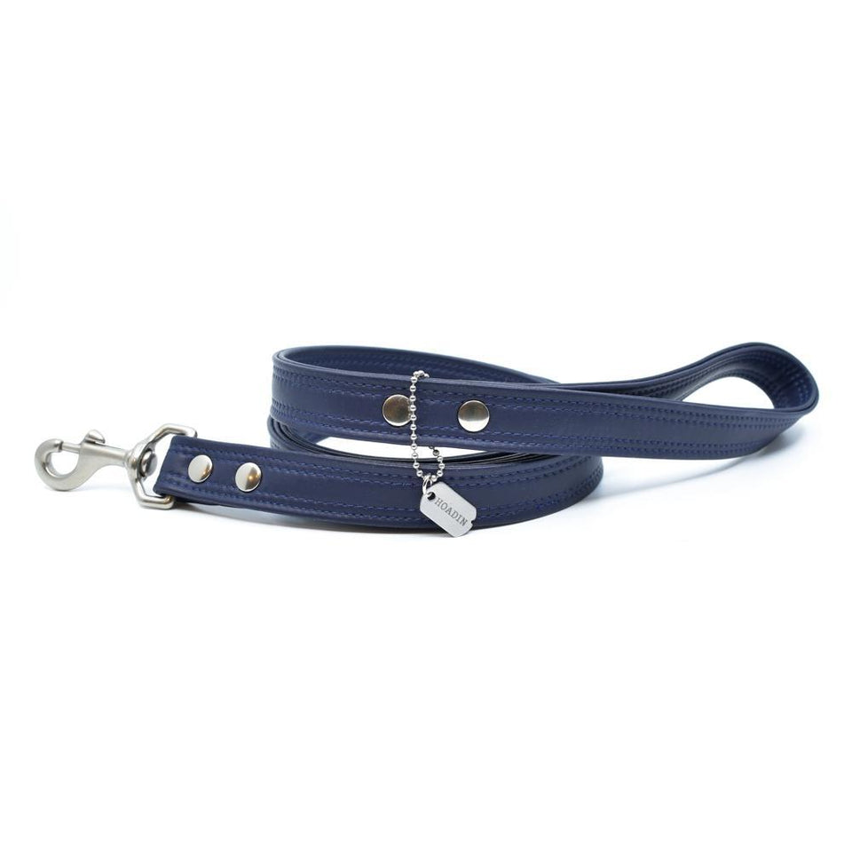 NEELAM Sileather™ leash (vegan, waterproof)